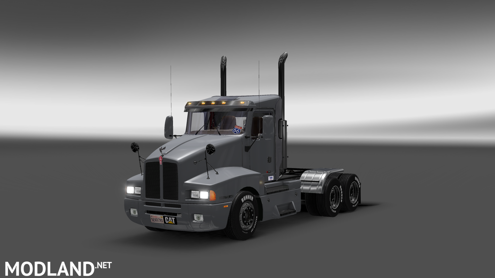 Kenworth T600 Day Cab Mod For Ets 2