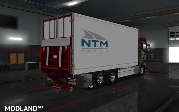 Rigid Chassis Pack For All Scs Trucks V 1 0 Mod For Ets 2