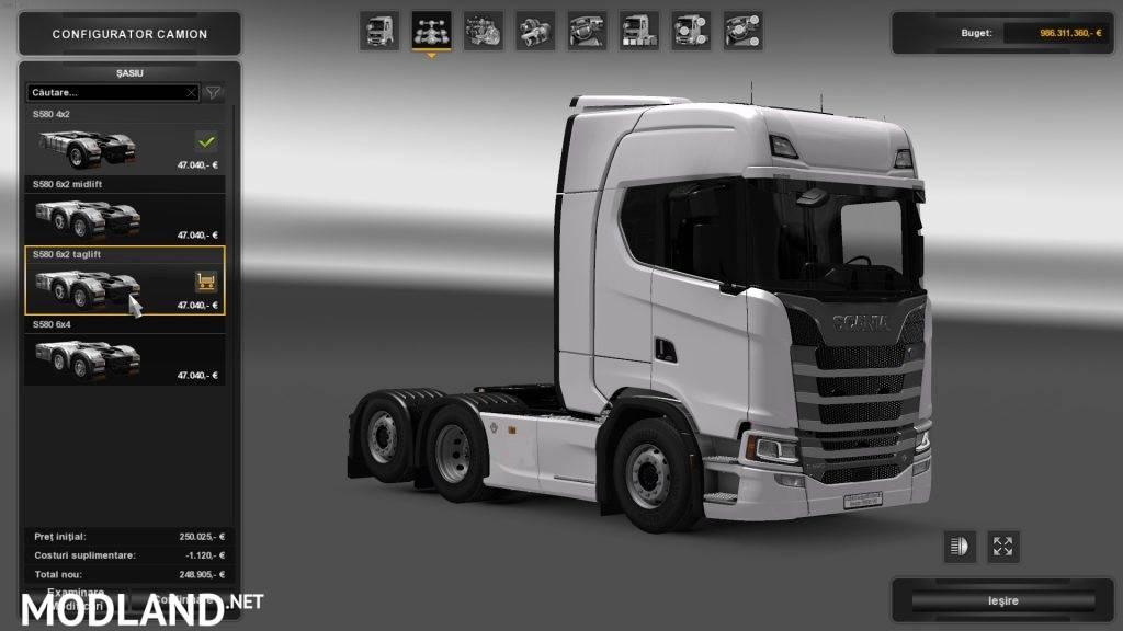 Скачать мод для euro truck simulator 2 скания