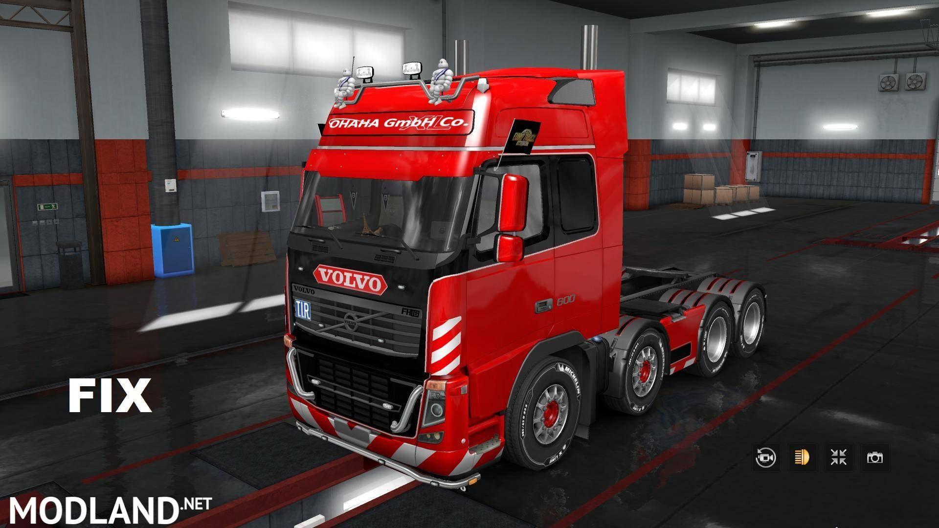 Fix For Truck Volvo Fh
