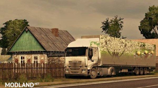 Iveco Stralis Dirt Mod For Ets 2