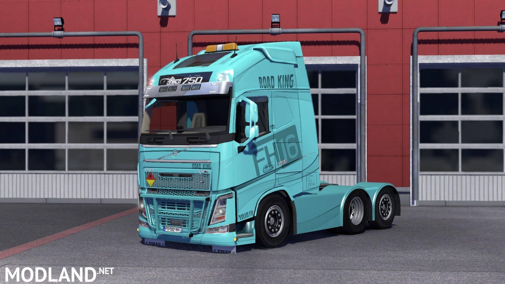 Volvo FH 2013 [ohaha] v20.14s mod for ETS 2