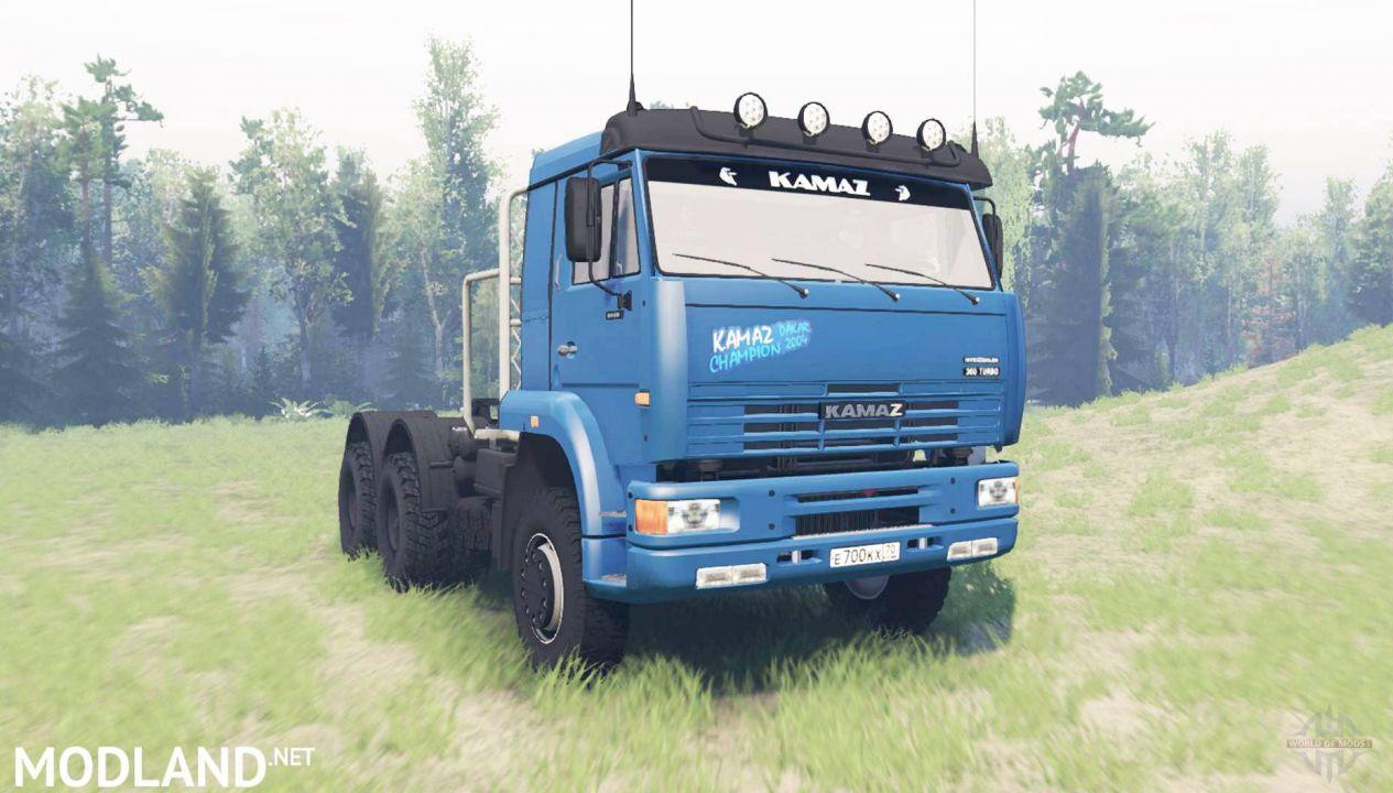 Kamaz 6465 Turbo Diesel V8.1  [1.31 – 1.34.x]
