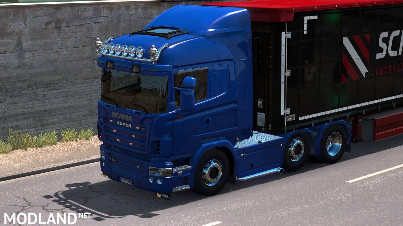 Scania R2008 by 50Keda (V1.36)