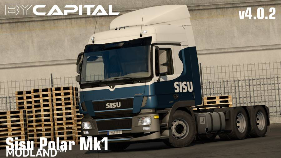 Sisu Polar Mk1 – ByCapital