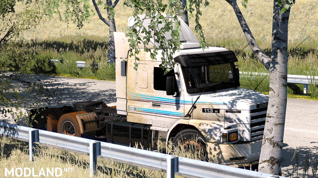 SCANIA 113H T