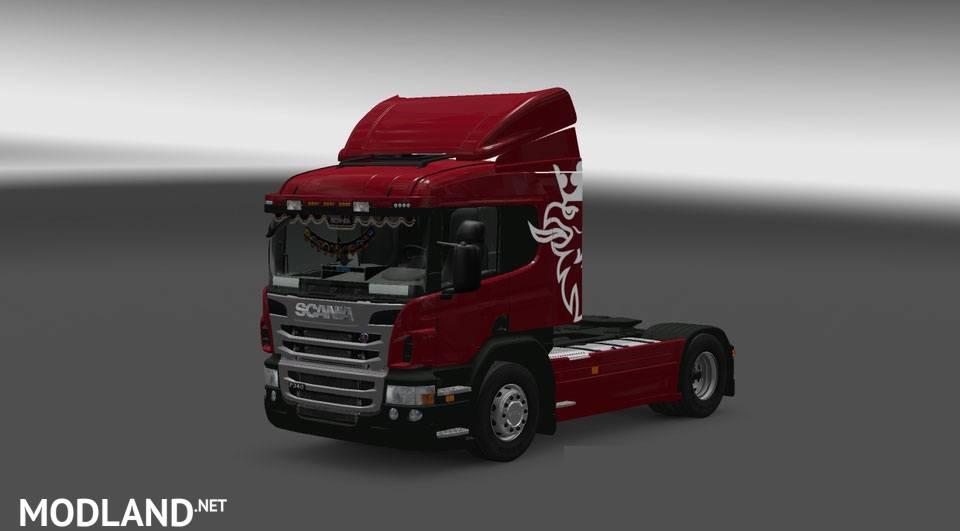 Scania P340 Update