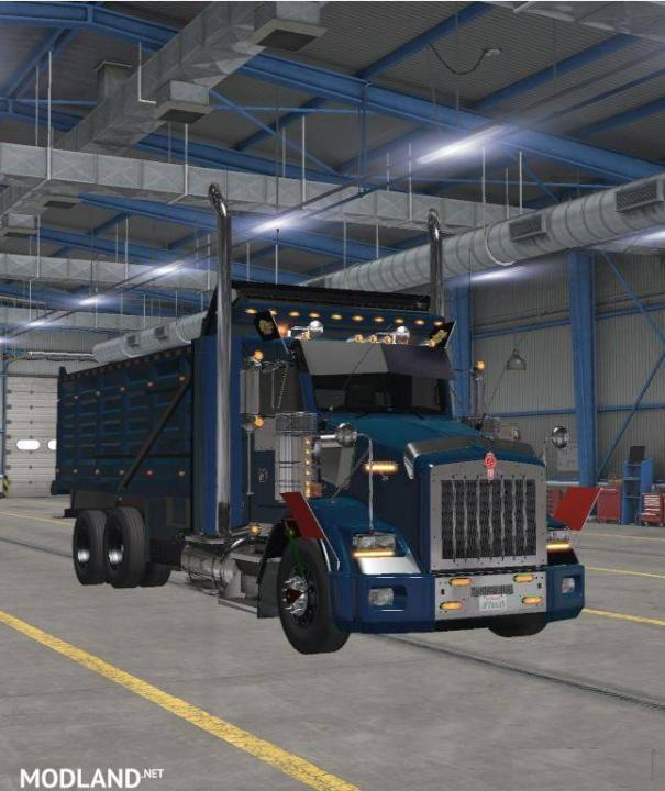 Kenworth T800 Cartruck 1.38