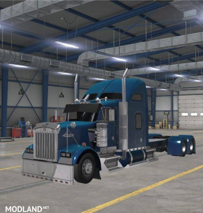 Kenworth w900 Long 1.37