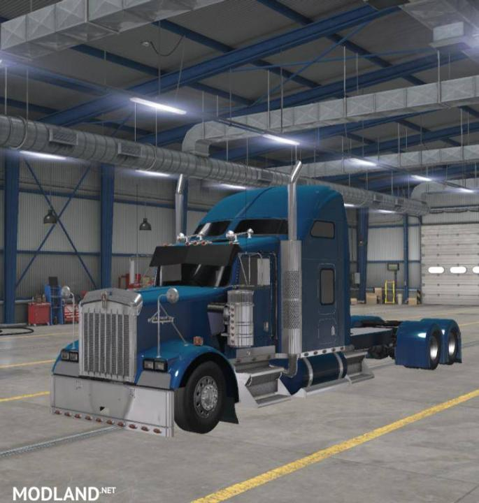 Kenworth w900 Long 1.37, 1.38