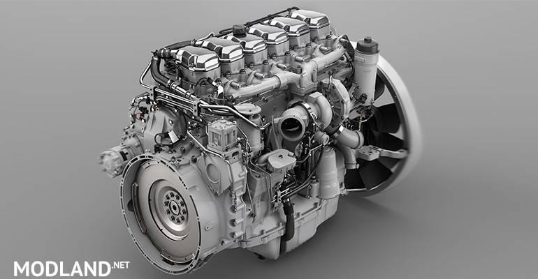 Mercedes Benz Actros 2014 Engine 175 km/h