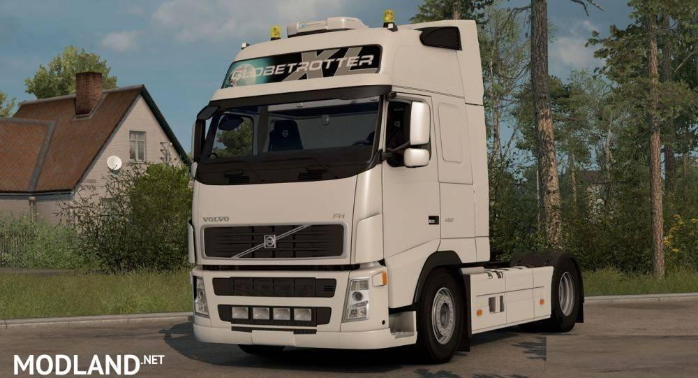 Volvo FH12-FH13 1.36