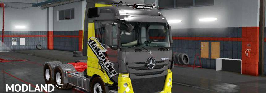 MERCEDES_ACTROS _RAFAEL ALVES FOR ETS2 1.36