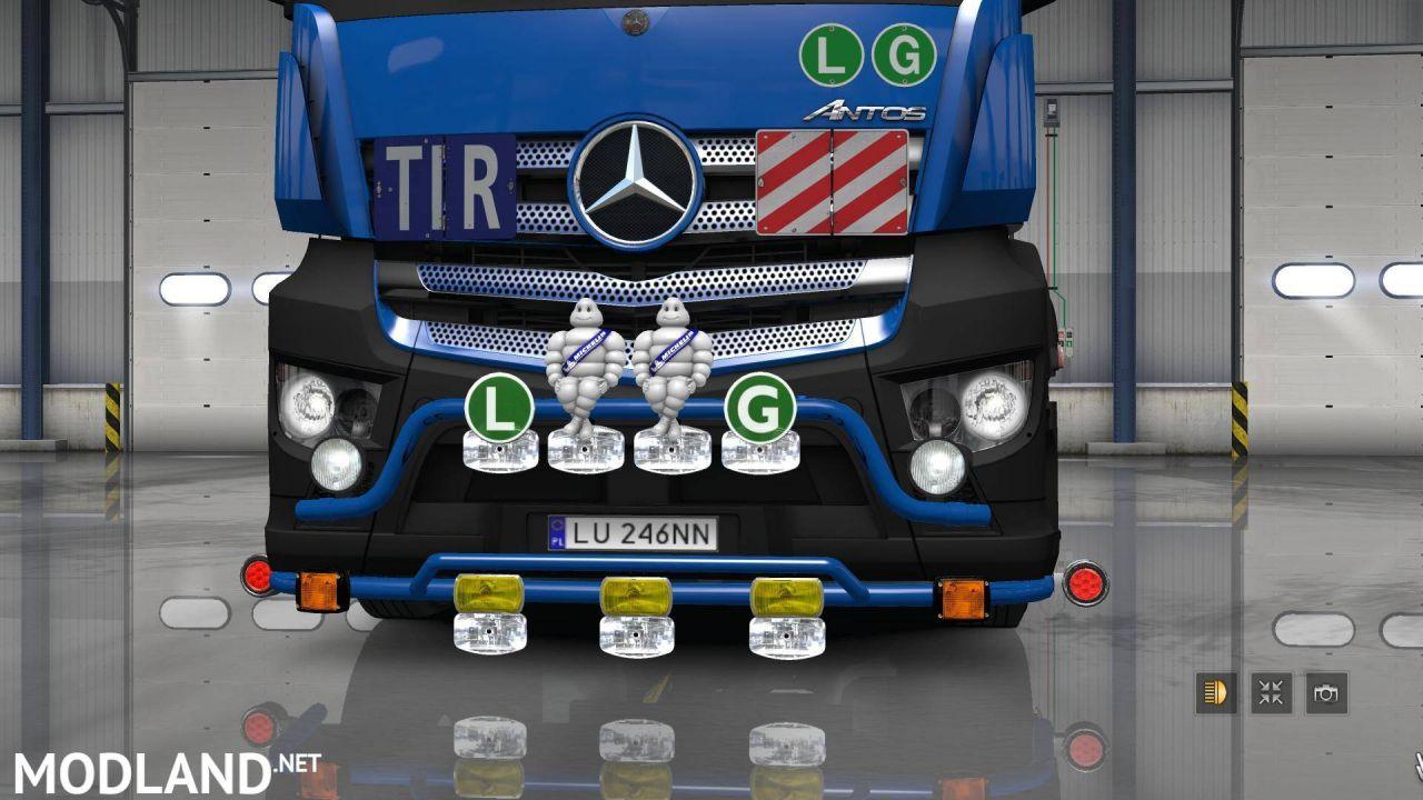 Mercedes Antos 12 Special Edition (1.27)