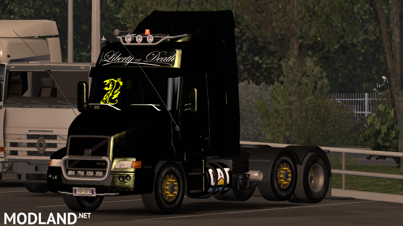 Volvo NH-12 v 1.1 by Cp MorTifIcaTioN ETS2 1.27~1.28