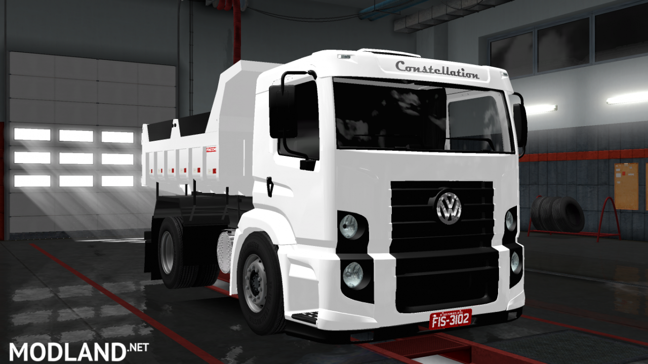 Volkswagen Constellation Bob 4x2