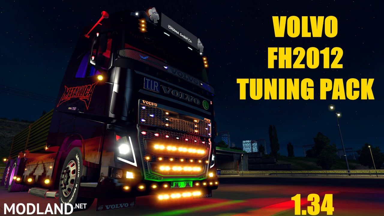Dealer fix for Volvo FH2012 Tuning Pack
