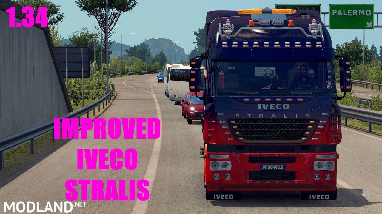 Improved Iveco Stralis 1.34 Fix