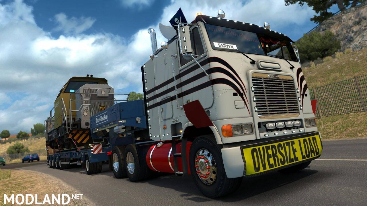 Freightliner FLB v2.0.8 ETS2 Edit by Harven 1.38