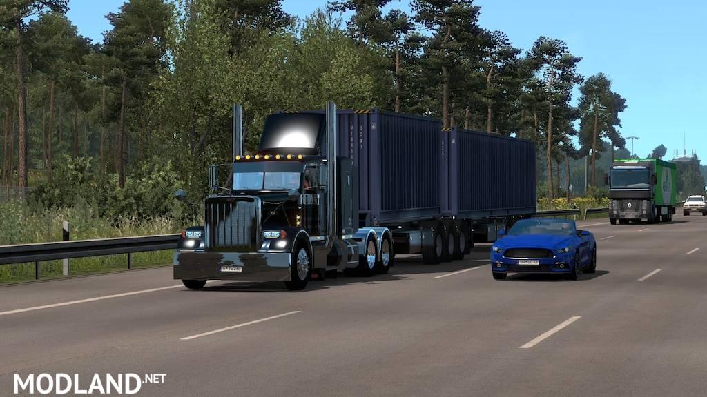 Peterbilt 389 Modified v 2.2.5 [1.35,1.36]