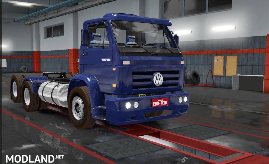 Volkswagen Titan 18.310 RL 1.36