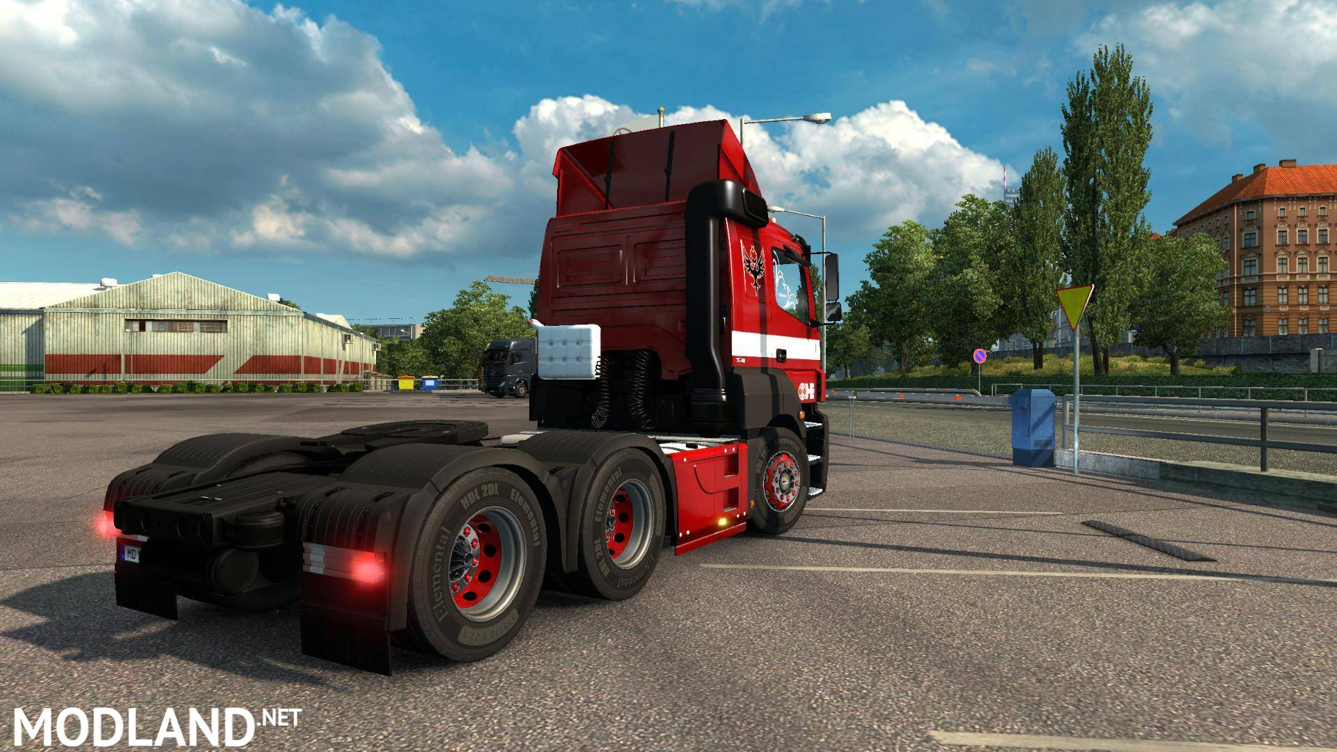 Net Direct Trucks >> Mercedes Benx AXOR v7.0 mod for ETS 2