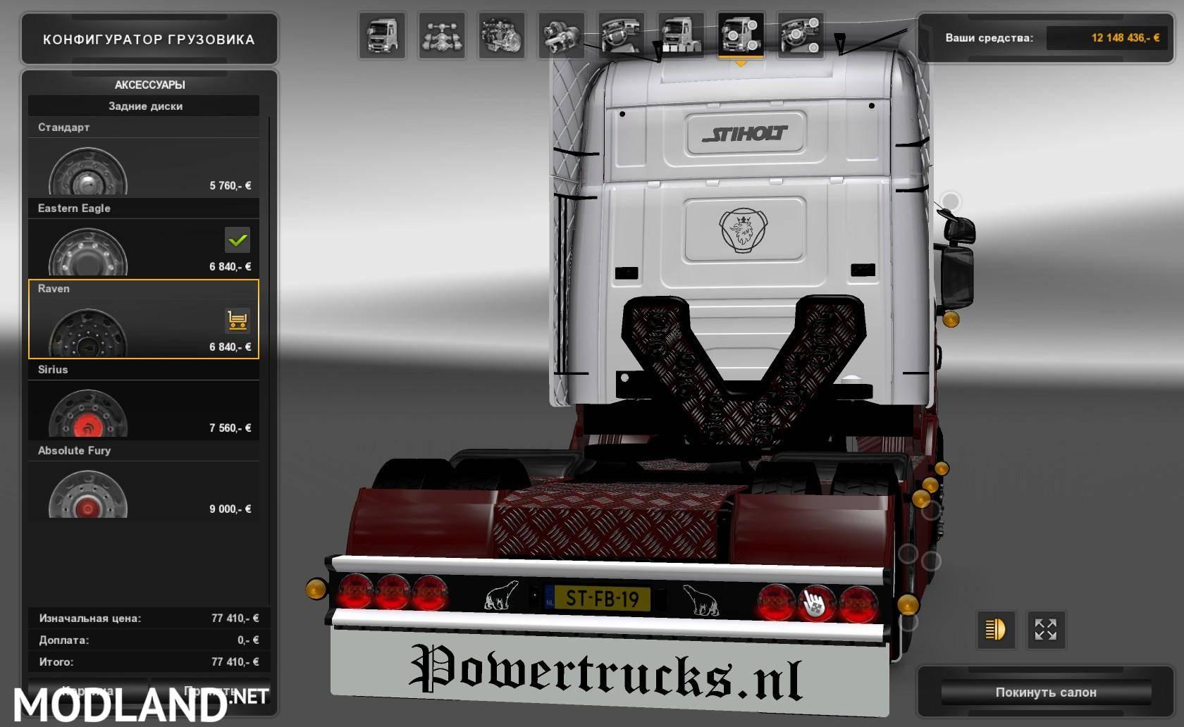 Scania 164l 580 Mod For Ets 2