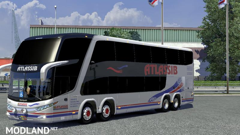 Scania Bus G7 Mod For Ets 2
