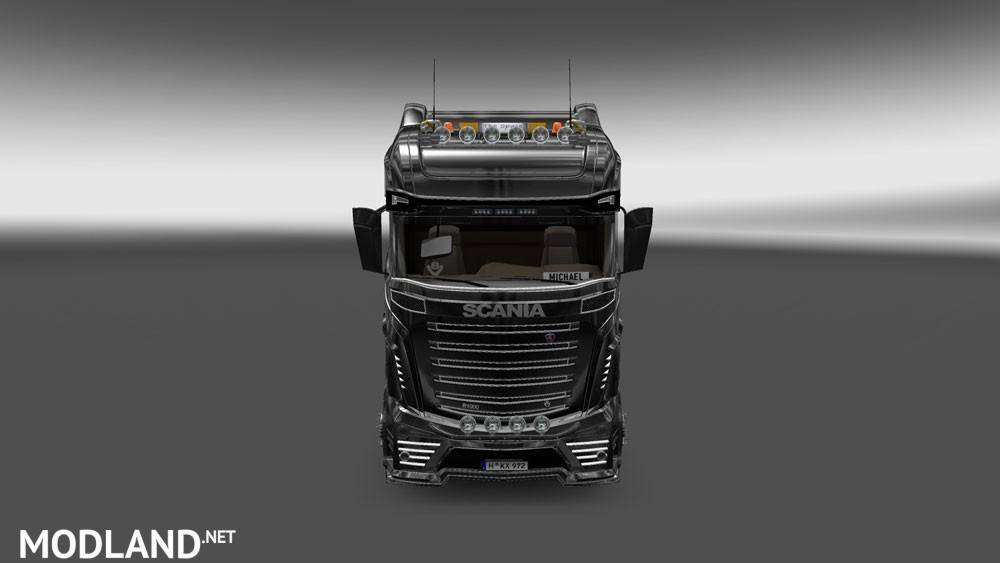 Scania R1000 fix 1.24 mod for ETS 2