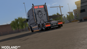 Scania T & RS Tunning v 4.2, 3 photo