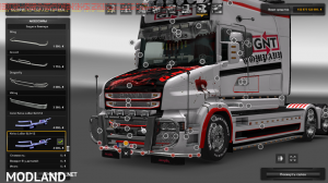 Scania T & RS Tunning v 4.2, 1 photo