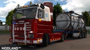 Scania 143M v5.0 (1.28)