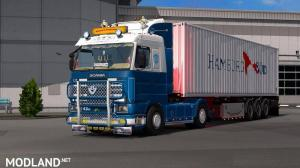 Scania 143m – Edit by Ekualizer for patch 1.27, 2 photo