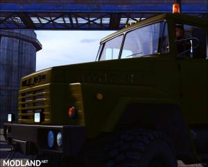 Kraz 260 (1.32,1.33)  (upd 29.11.18), 4 photo