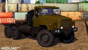 Kraz 260 (1.32,1.33)  (upd 29.11.18), 1 photo