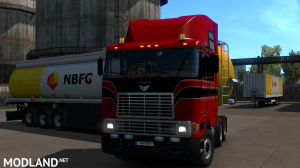 International 9800 ETS2 [1.35] , 1 photo