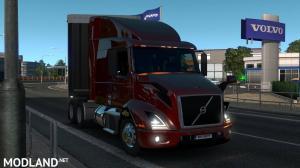 Volvo VNL 2019 v2.22 ETS2 1.36, 3 photo