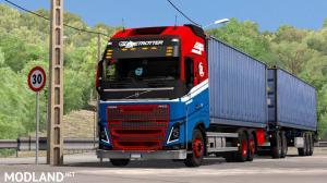 RPIE Volvo FH16 2012 V1.32.2.27s (20/08/2018)