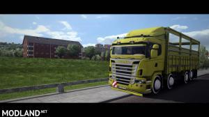 Scania G420 8x2, 1 photo