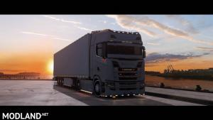 Tır Modları  Scania S Custom Edit 1.37, 2 photo