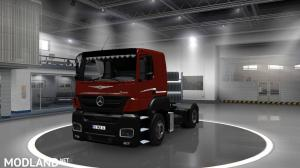 Mercedes Benz Axor 3240 Edit