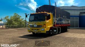 Bangladeshi Truck Mod: Hino 500, 7 photo
