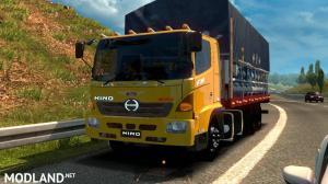 Bangladeshi Truck Mod: Hino 500, 1 photo