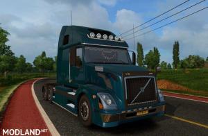 Volvo VNL 670 adapted v 1.24