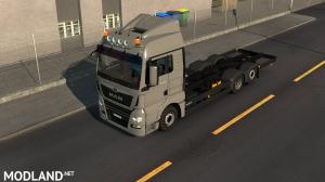 MAN TGX Euro 6 by MADster v23.01.20 (1.36), 3 photo