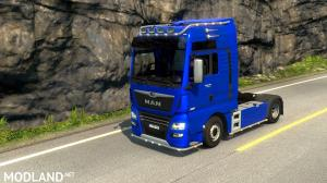Fix for MAN TGX Euro 6 v2.2 1.37