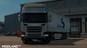 Scania P & G Series by Wolfi & Nazgûl updated v1.2 [1.35], 1 photo