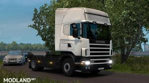 Scania 4 Series addon for RJL Scanias v 2.2.4