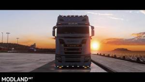 Tır Modları  Scania S Custom Edit 1.37, 1 photo