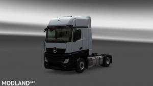 Mercedes Actros MP4 Reworked v1.8 [Schumi] [1.33-1.34], 3 photo